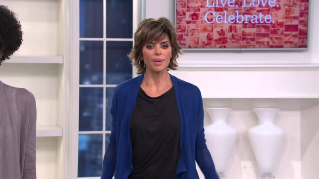 RHOBH's Lisa Rinna claims QVC is 'muzzling' her after 'Karens' complain about BLM and political posts