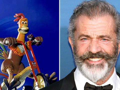 Mel Gibson 'won't return to Chicken Run sequel' amid anti-Semitism accusations