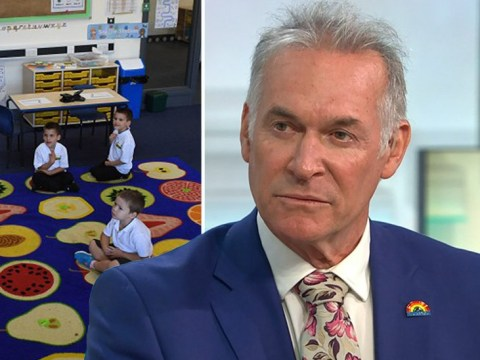 What should you do if there's a coronavirus case at school? Dr Hilary Jones explains all