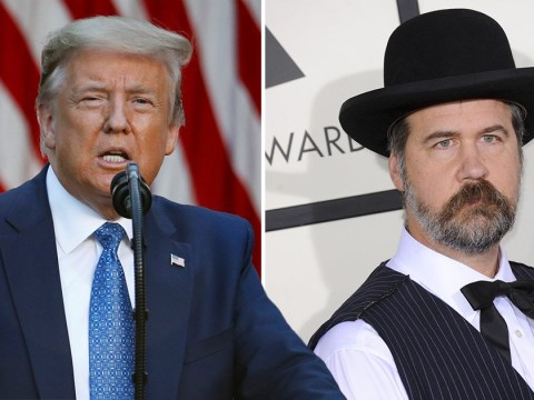 Nirvana's Krist Novoselic says Trump 'knocked it out of the park' with 'law and order' speech