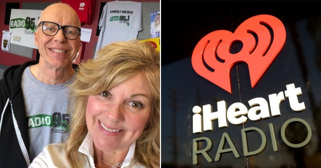 Hosts Kimberly and Beck fired by iHeartRadio after making 'horrific racist comments' on-air