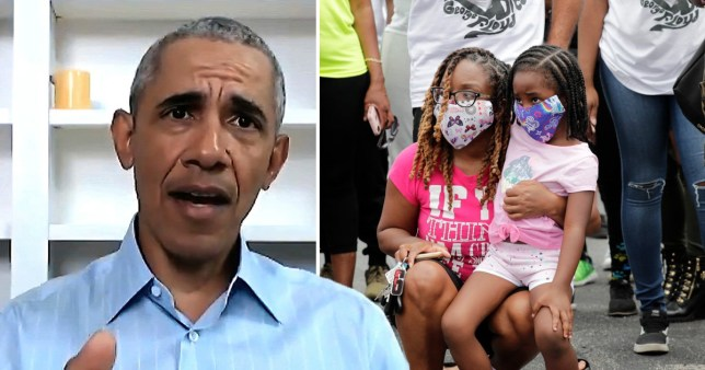 Obama tells people of colour 'you matter' amid George Floyd protests