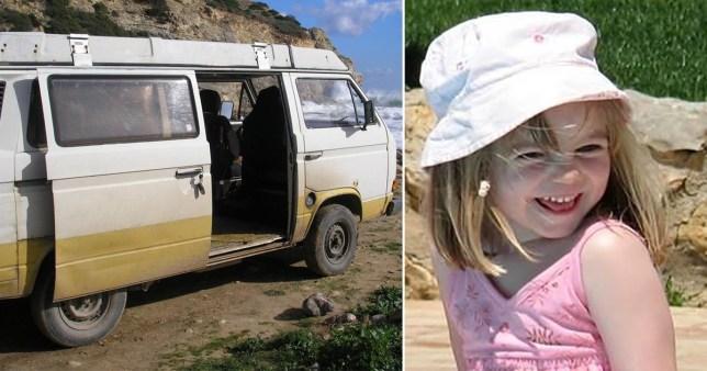 Madeleine was three when she went missing