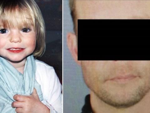 First picture of Christian Brueckner, Madeleine McCann suspect