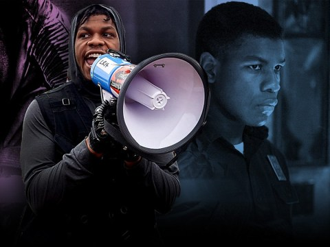 John Boyega's glorious career from Star Wars to Detroit as he becomes Black Lives Matter hero