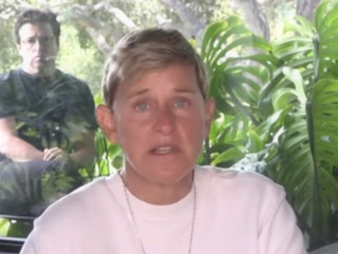 Ellen and tWitch insist people cannot remain silent about injustice as she deletes 'people of color' tweet