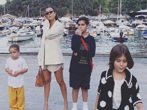 Kourtney Kardashian admits she has a 'responsibility' to teach her kids about their white privilege