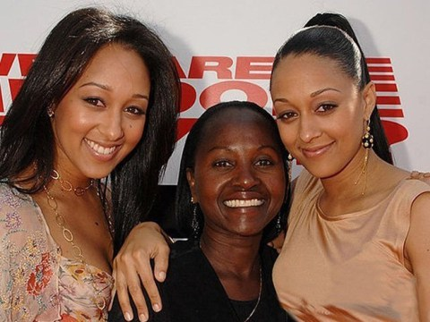 Tia Mowry recalls her mum Darlene being racially profiled at height of Sister Sister fame