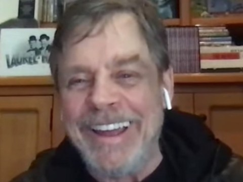 Mark Hamill surprises front line nurse who is a Star Wars superfan: 'The Force is strong with you'