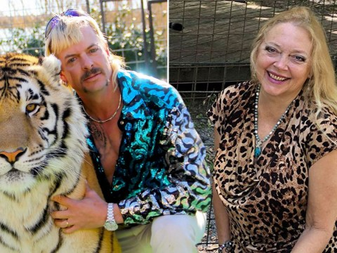 Tiger King's Carole Baskin taking  control of zoo is 'another emotional blow' for 'fragile' Joe Exotic