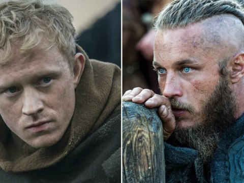 Vikings star Travis Fimmel called for directors to cut Ragnar sex scene to keep Magnus mystery alive