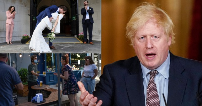 Boris 'rushing to lift lockdown after hearing 3,500,000 jobs are at risk'