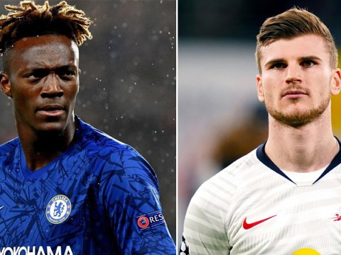 Frank Lampard sends message to Chelsea striker Tammy Abraham after signing Timo Werner