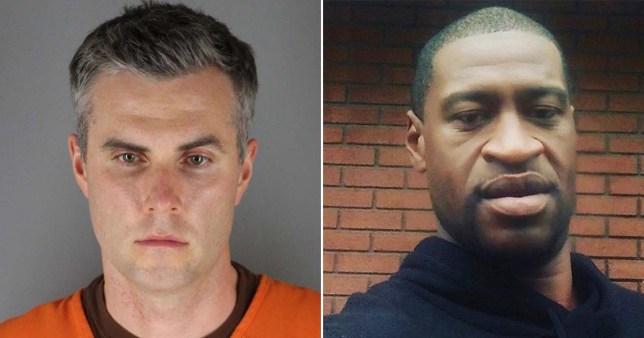 Mercredi soir, Thomas Lane inculpé pour le meurtre de George Floyd a été libéré de la prison du comté de Hennepin