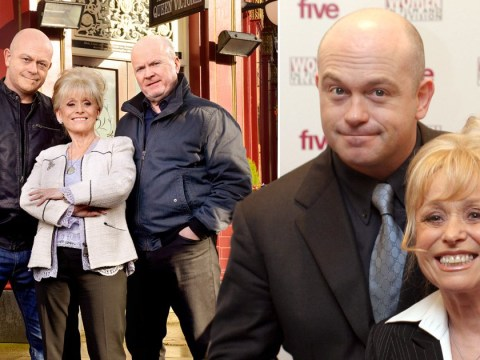 How long have Barbara Windsor and Scott Mitchell been married as he appears on Ross Kemp: Living with Dementia?