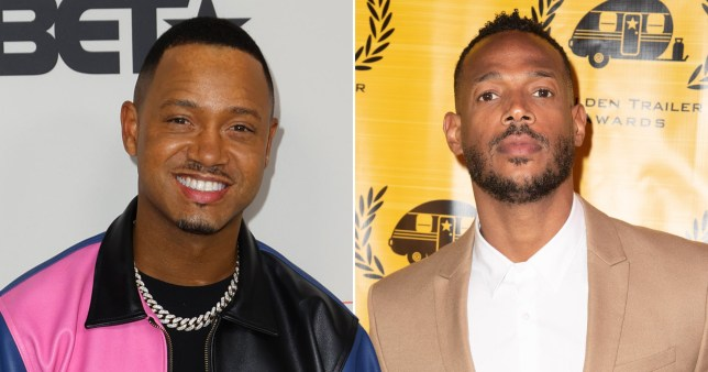 Fans are mad at Terrence J over viral argument with Marlon Wayans