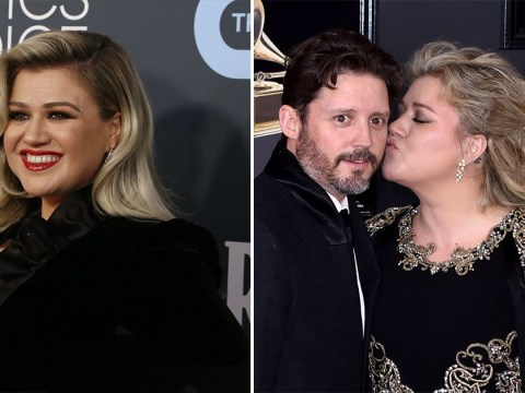 Kelly Clarkson 'files for divorce from husband Brandon Blackstock' after almost six years of marriage