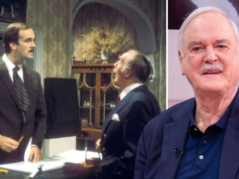 John Cleese furious at 'stupid' decision to pull controversial Fawlty Towers episode