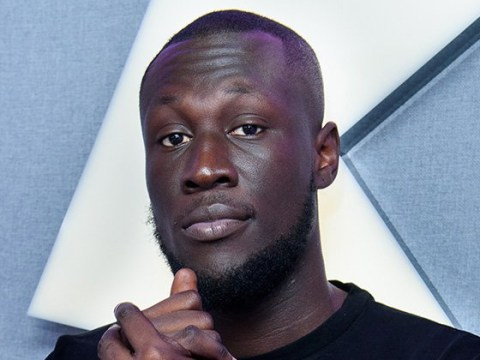 Stormzy thanks God and says he is 'very blessed' as he joins Michael Sheen in winning at faith and ethics awards
