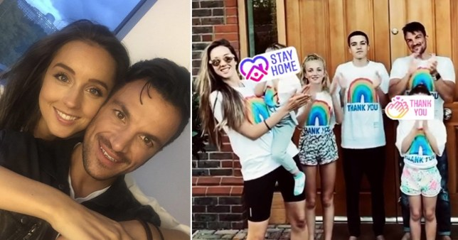 Peter Andre Planning To Have Two More Children By Time He Is 50 Metro News