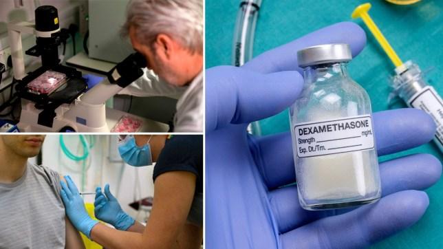 Coronavirus drug breakthrough