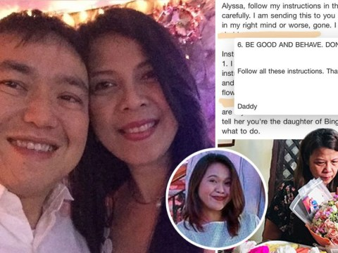 Daughter finds email from late father instructing her to throw an anniversary party for her mum