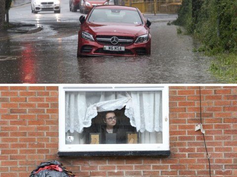 People in Wales forced to flee flood-hit homes for third time this year