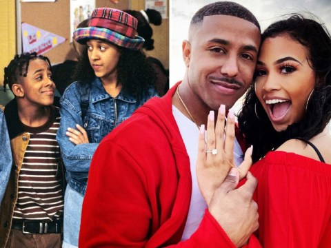 Sister, Sister star Marques Houston, 38, defends getting engaged to 19-year-old