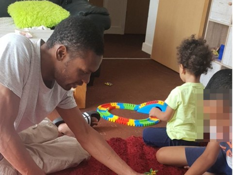 Heartbreaking Father's Day for kids whose dad was deported after 23 years in UK