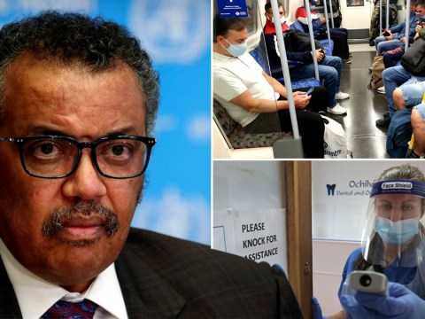 Pandemic hits 'new and dangerous phase' as 150,000 cases recorded in one day