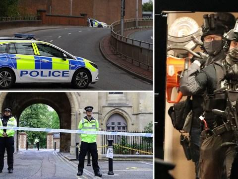 Reading stabbing attack that left three dead declared terrorist incident