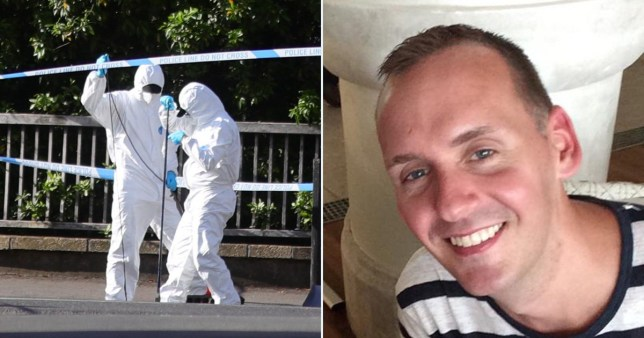 Second Reading attack victim identified as American living in UK