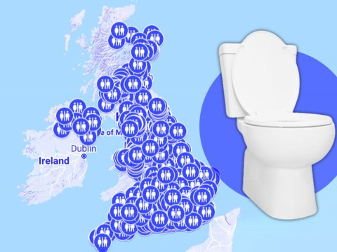 Map shows you where public toilets are open during lockdown
