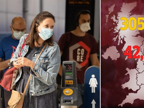 UK records 15 coronavirus deaths – the lowest number since lockdown began