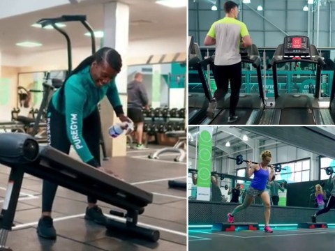 PureGym shows what their gyms will look like when they reopen