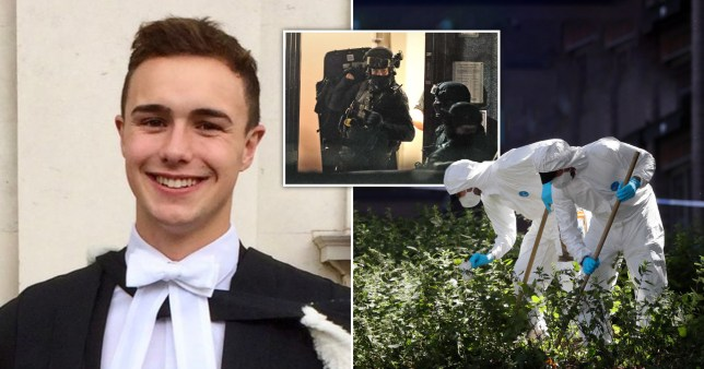 Commons assistant ran to help Reading victims and used own shirt to stem blood