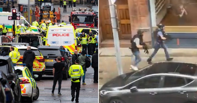 Glasgow suspect shot and killed