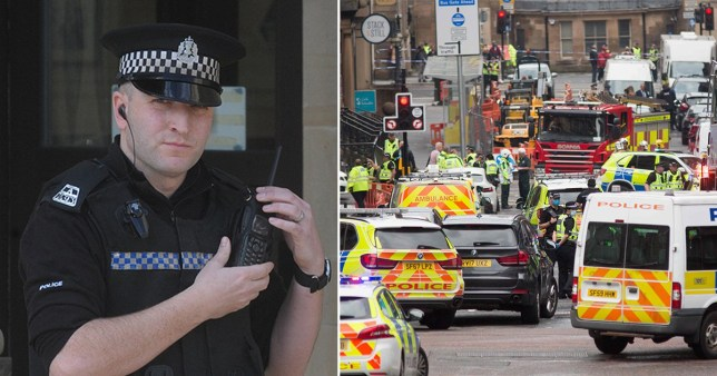 Police officer critically injured in Glasgow stabbing attack named