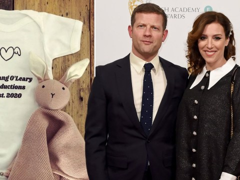 Dermot O'Leary becomes a dad as wife Dee Koppang gives birth to baby boy