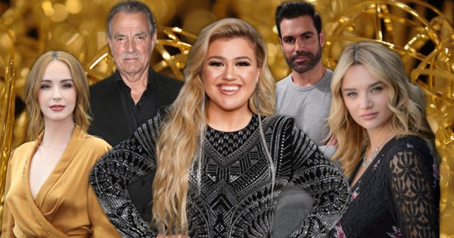 Kelly Clarkson The Young and the Restless