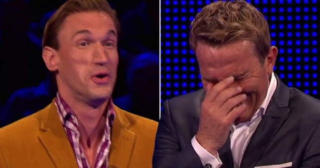 The Chase Bradley Walsh gobsmacked over major Dr Christian Jessen blunder