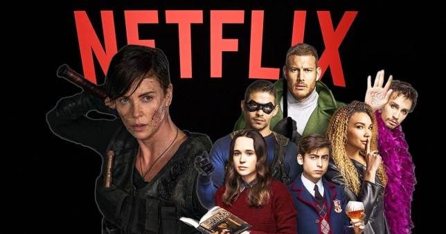 All the new films and shows coming to Netflix US this July