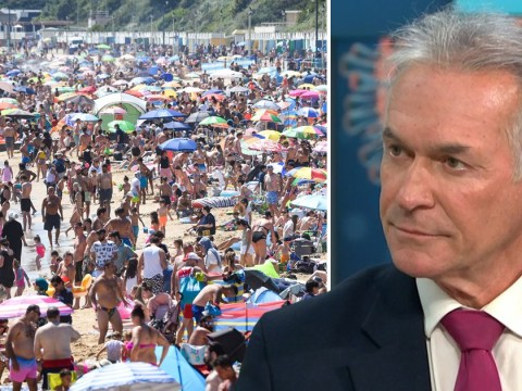 Dr Hilary Jones convinced there will be more local lockdowns as he warns Brits to avoid pubs on Saturday