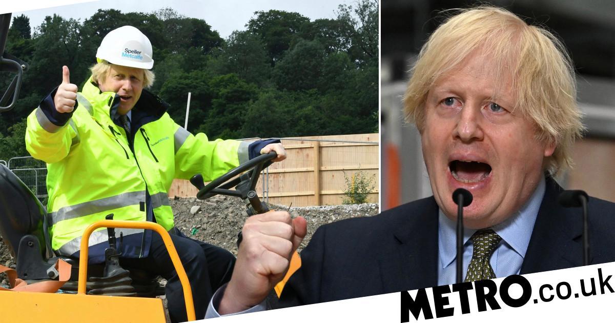 Boris says 'we cannot be prisoners' to coronavirus as he announces plan to rebuild economy