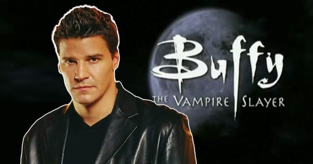 Angel Buffy The Vampire Slayer