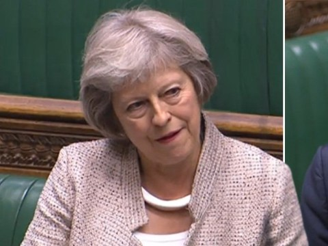 Theresa May slams Boris for hiring security adviser with 'no proven expertise'