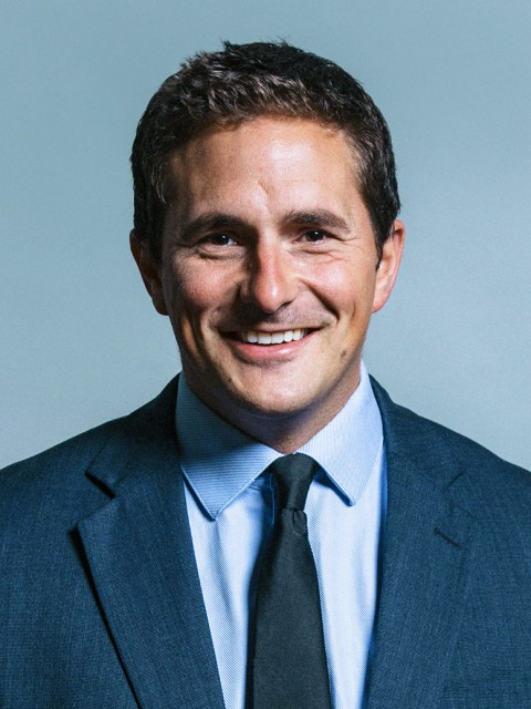 Johnny Mercer, Minister for Defence People and Veterans