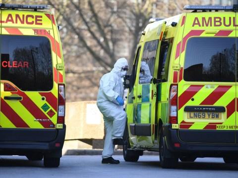 Coronavirus news live: UK death toll hits 42,288 and newborn baby becomes UK's youngest coronavirus victim