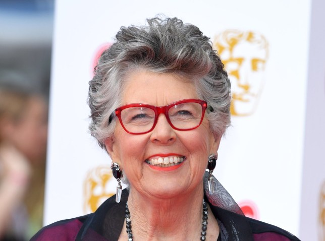LONDON, ENGLAND - MAY 12: Prue Leith attends the Virgin Media British Academy Television Awards 2019 at The Royal Festival Hall on May 12, 2019 in London, England. (Photo by Karwai Tang/WireImage)