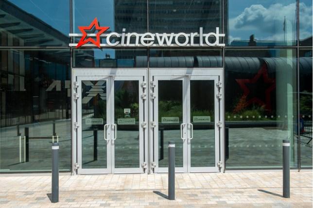 A Cineworld cinema in Bracknell